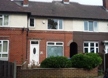 Thumbnail 3 bed terraced house to rent in Dickinson Road, Shiregreen