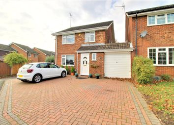 Thumbnail 3 bed link-detached house for sale in Buckingham Way, Frimley, Surrey