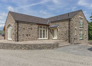 Thumbnail 4 bed barn conversion for sale in Lambrigg, Kendal