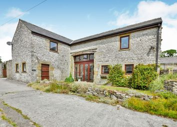Thumbnail 5 bed detached house for sale in Main Street, Chelmorton, Buxton