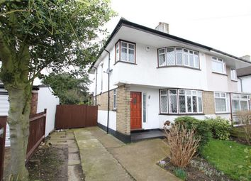 Thumbnail 3 bedroom semi-detached house for sale in Beaumont Road, Petts Wood, Orpington, Kent
