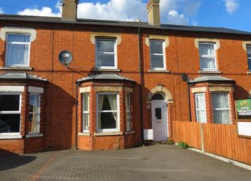 Thumbnail 3 bed terraced house to rent in Grantham Road, Sleaford