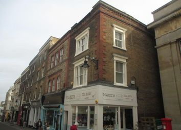 Thumbnail 2 bedroom flat to rent in High Street, Gravesend