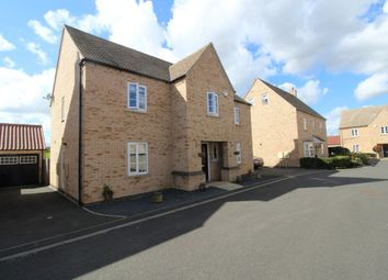 Thumbnail 4 bedroom detached house for sale in Paynes Field, Barnack, Stamford