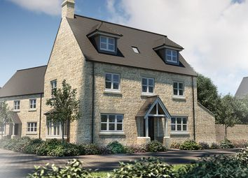 "Thumbnail 4 bed detached house for sale in ""The Orford"" at Cirencester Road, Fairford"