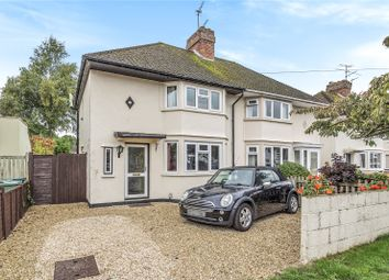 Thumbnail 3 bed semi-detached house for sale in Rosamund Road, Wolvercote, Oxford