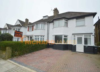 Thumbnail 2 bed flat for sale in Millway, London
