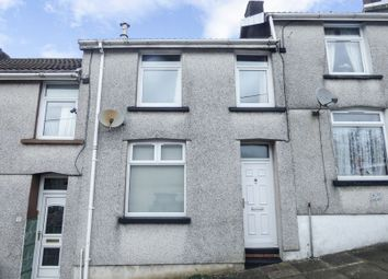 Thumbnail 2 bed terraced house for sale in Bedw Road, Bedlinog, Treharris