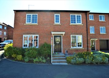 Thumbnail 4 bed detached house for sale in Weavers Way, South Normanton