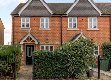 Thumbnail 3 bed end terrace house for sale in Weyside Road, Guildford