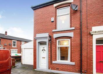 Thumbnail 2 bed end terrace house for sale in Watson Street, Mill Hill, Blackburn, Lancashire