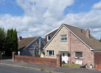 Thumbnail 3 bed detached house for sale in Wernlys Road, Pen-Y-Fai, Bridgend, Bridgend County.