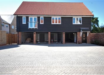 Thumbnail 2 bed duplex for sale in Rainbird Place, Brentwood