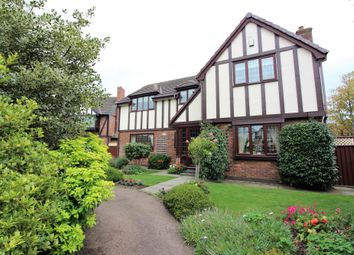 Thumbnail 4 bed detached house for sale in The Hermitage, Thornton-Cleveleys, Lancashire
