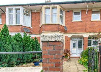 Thumbnail 3 bed terraced house to rent in Leckwith Avenue, Cardiff, South Glamorgan