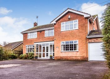 Thumbnail 4 bed detached house for sale in Wingfield Road, Oakerthorpe, Alfreton