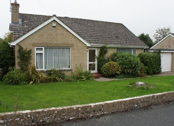 Thumbnail 2 bed bungalow to rent in Culverhayes, Beaminster