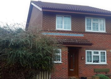 Thumbnail 3 bed detached house for sale in Waterhall Close, London