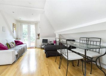Thumbnail 3 bed flat to rent in Knollys Road, London