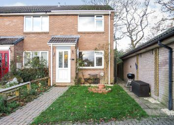 Thumbnail 2 bed end terrace house for sale in Purbeck Drive, Verwood