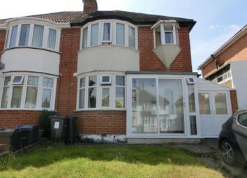 Thumbnail 3 bed semi-detached house for sale in Beechmore Road, Sheldon, Birmingham