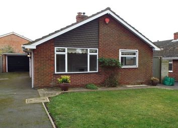 Thumbnail 2 bed bungalow to rent in Lyndale Close, Milford On Sea, Lymington