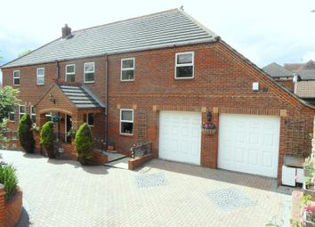 Thumbnail 4 bed detached house for sale in Eggars Hill, Aldershot, Hampshire
