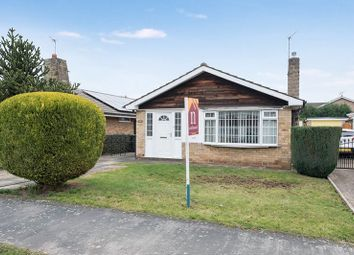 Thumbnail 3 bed detached bungalow for sale in Vanbrugh Drive, Badger Hill, York