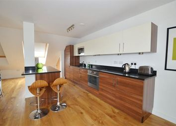 Thumbnail 3 bed flat to rent in Jefferson House, Park West, West Drayton