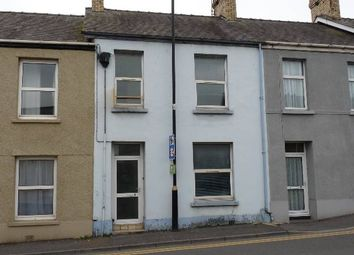 Thumbnail 3 bed property to rent in Fountain Hall Terrace, Carmarthen, Carmarthenshire