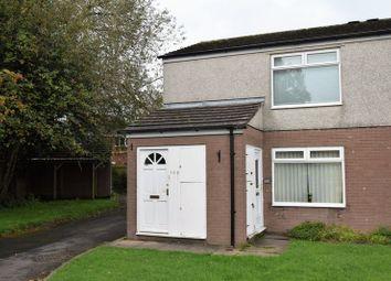 Thumbnail 2 bed flat to rent in Lansdowne Crescent, Stanwix, Carlisle