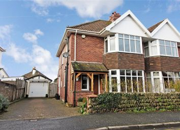 Thumbnail 3 bed semi-detached house for sale in Shorelands Road, Barnstaple