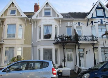 Thumbnail 4 bed terraced house for sale in Picton Avenue, Porthcawl