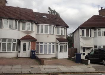 Thumbnail 6 bed end terrace house to rent in Horsenden Crescent, Sudbury Hill, Harrow