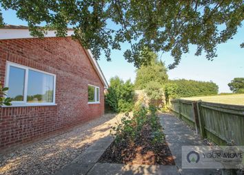 Thumbnail 2 bed bungalow for sale in Mountbatten Road, Bungay