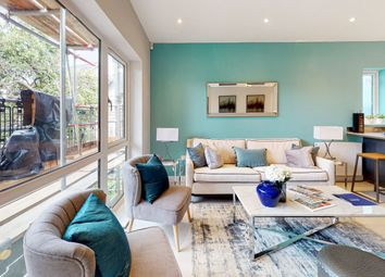 Thumbnail 2 bed flat for sale in Bevill Close, London
