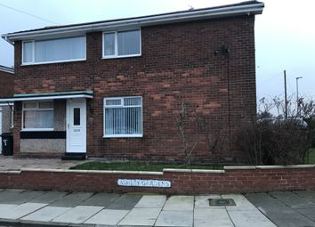 Thumbnail 3 bed semi-detached house to rent in Ashley Gardens, Choppington