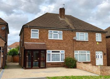 Thumbnail 3 bed semi-detached house for sale in Plaxtol Road, Erith
