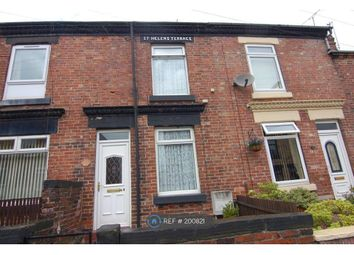 Thumbnail 2 bed terraced house to rent in St Helens Terrace, Barnsley