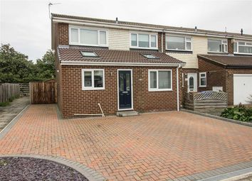 Thumbnail 3 bed terraced house for sale in Hareside, Whitelea Glade, Cramlington