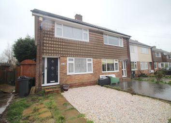 Thumbnail 2 bed end terrace house for sale in Percival Road, Eastbourne