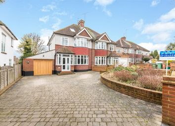 Thumbnail 5 bed semi-detached house for sale in Grove Lane, Coulsdon