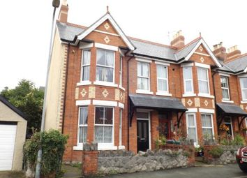 Thumbnail 4 bed end terrace house for sale in Erskine Road, Colwyn Bay, Conwy