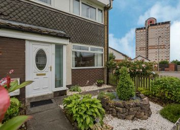 Thumbnail 2 bed end terrace house for sale in Muirhouse Road, Motherwell, North Lanarkshire