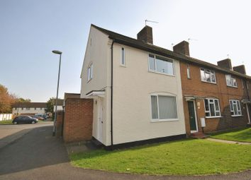 Thumbnail 2 bed terraced house for sale in Oulton Road, Old Catton, Norwich