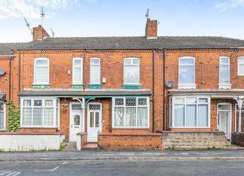 Thumbnail 3 bedroom terraced house for sale in Jacqueline Street, Tunstall, Stoke-On-Trent