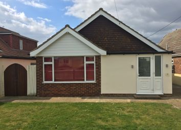 Thumbnail 3 bed bungalow for sale in The Parade, Greatstone, New Romney