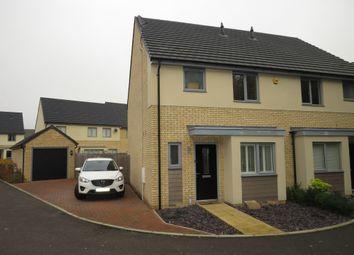 Thumbnail 3 bed semi-detached house for sale in Drury Lane, Stevenage