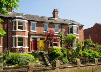 Thumbnail 5 bedroom town house for sale in Lastingham Terrace, York