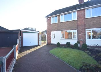 Thumbnail 3 bed semi-detached house for sale in St. Annes Road, Farington, Leyland